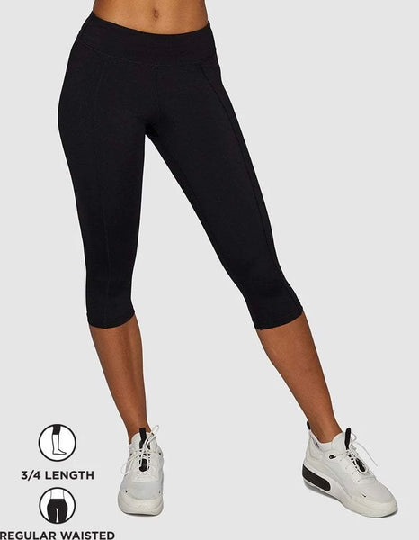 Classic 3/4 Panel Leggings