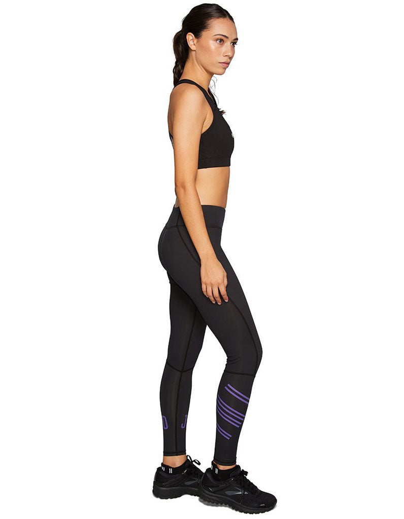 Ultraviolet Compression Leggings