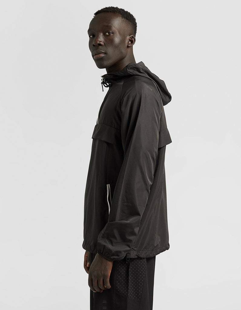 Core Half-Zip Spray Jacket