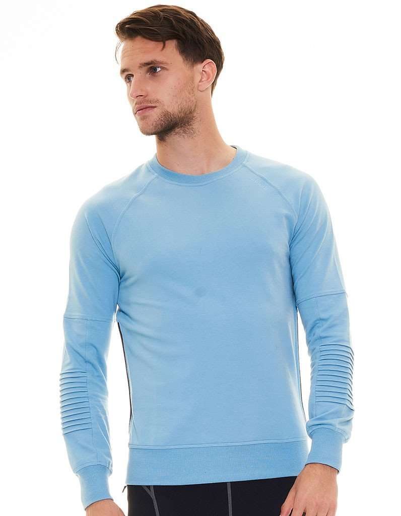 Men's Glacier Zip Panel Sweat