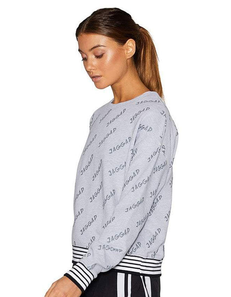 Graffiti Fleece Sweater