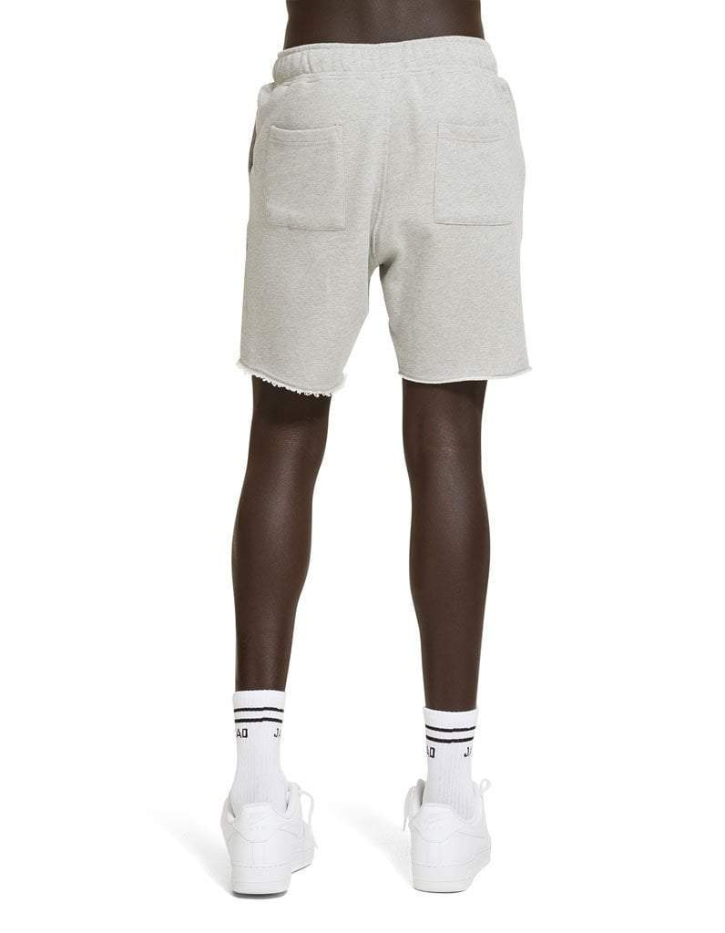 Grey Core Fleece Shorts