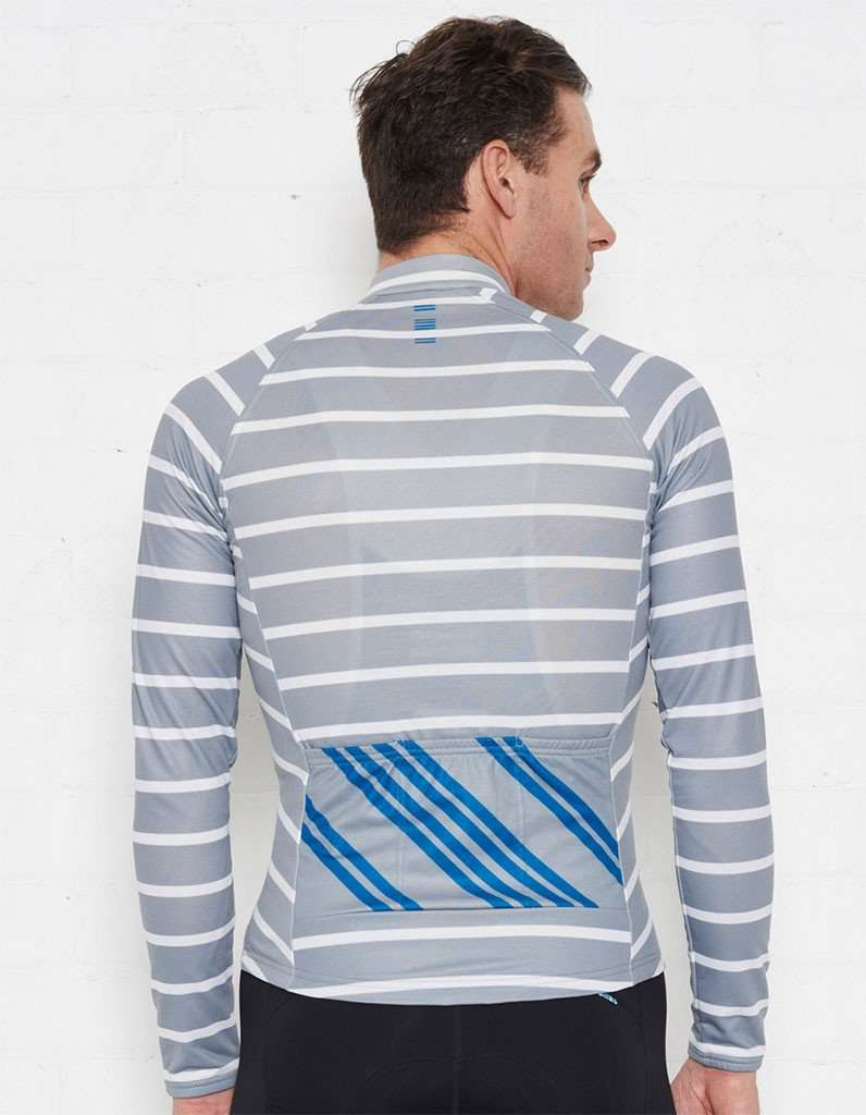 Men's Long Tall Stripe Jersey