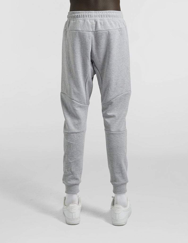 Grey Scuba Fleece Trackpants