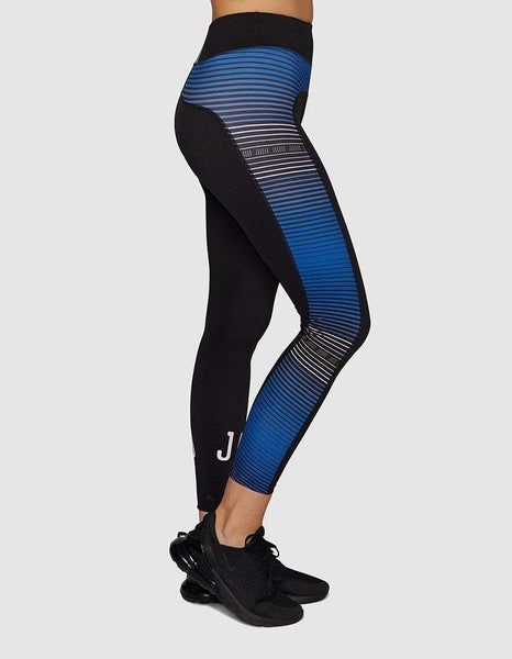 Linear Full Leggings