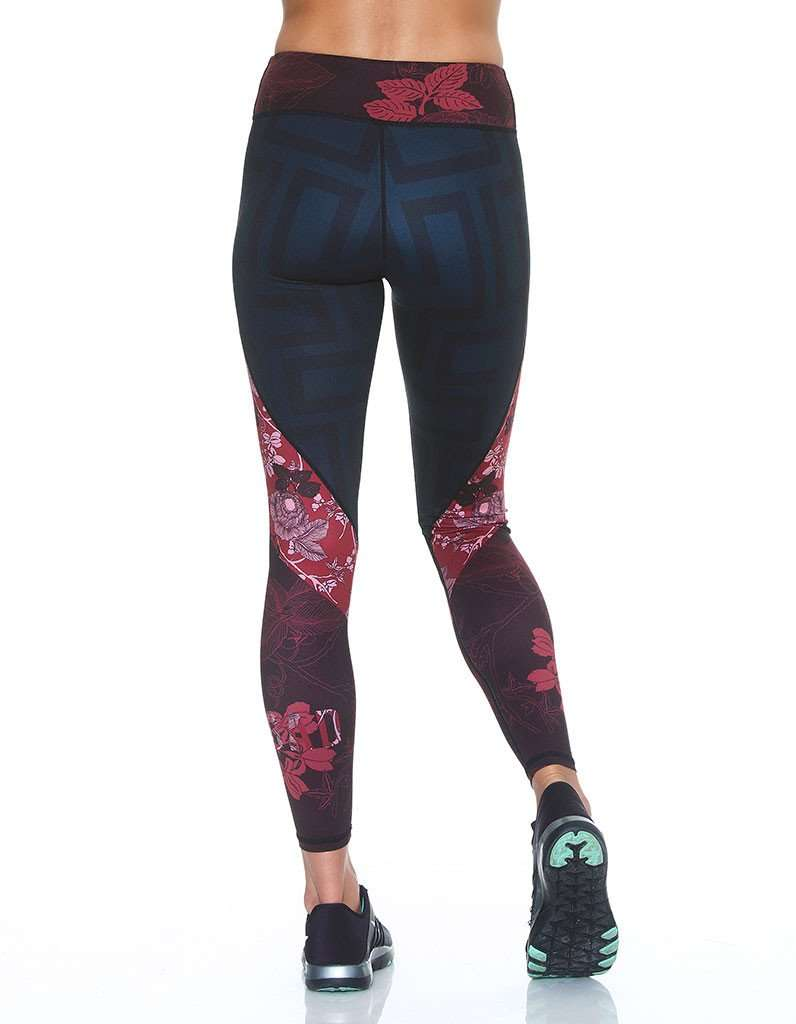 Women's Maze Runner Full Length Leggings