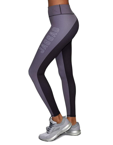 Spliced Full-Length Leggings