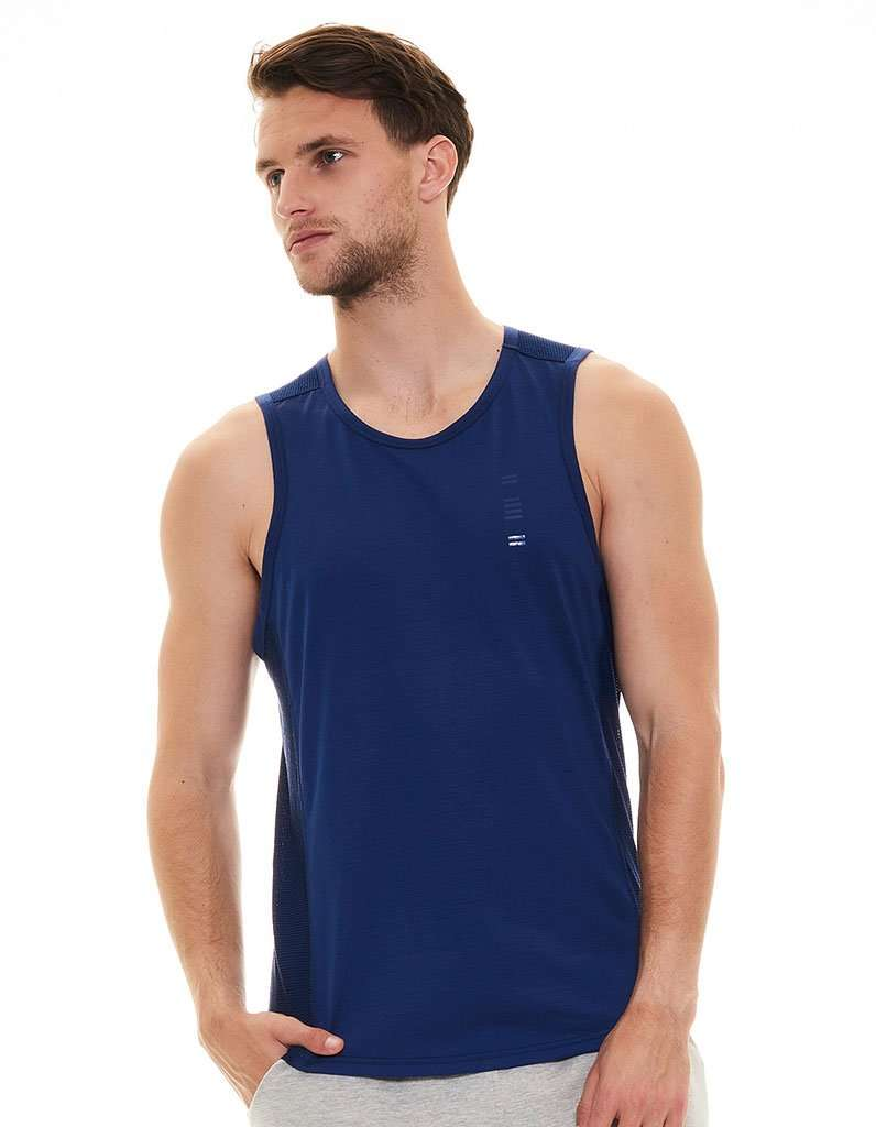 Men's Thunder Mesh Muscle Singlet
