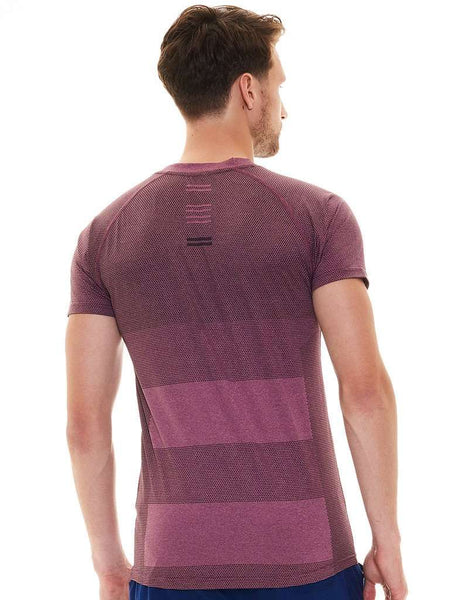 Men's Zircon Performance Tee- Zephyr Marle