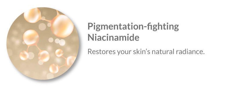 anti aging serum ingredient pigmentation