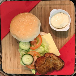 17. Kermies Chicken Burger