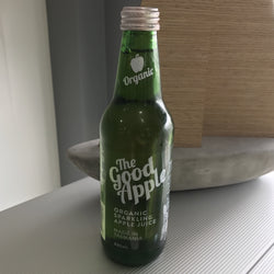38. Sparkling Apple Juice