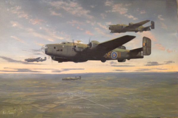 The Canadian Contribution Handley Page Halifax