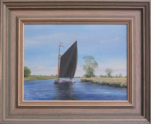 The Norfolk Wherry