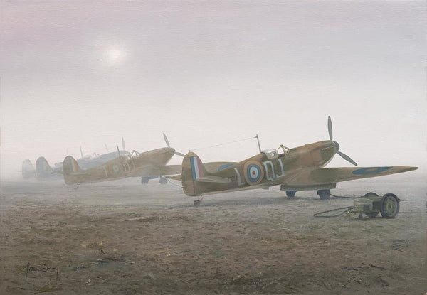 Merlins in the Mist