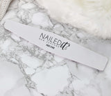 Natural Nail File - 180/240 Grit