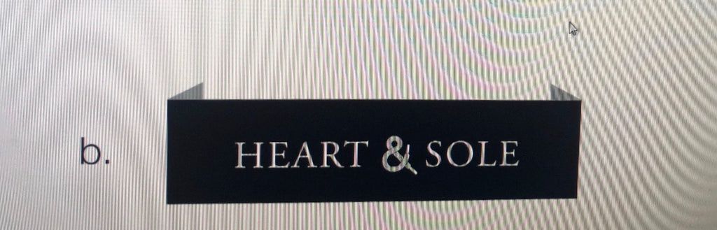 Heart & Sole CA Website
