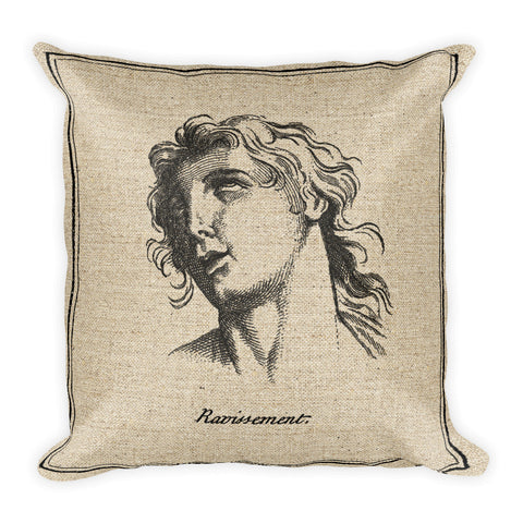 Square Pillow, Ravissement