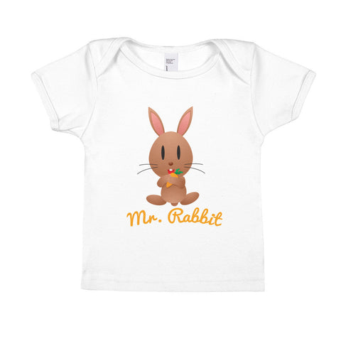 Short Sleeve Tee, Mr. Rabbit