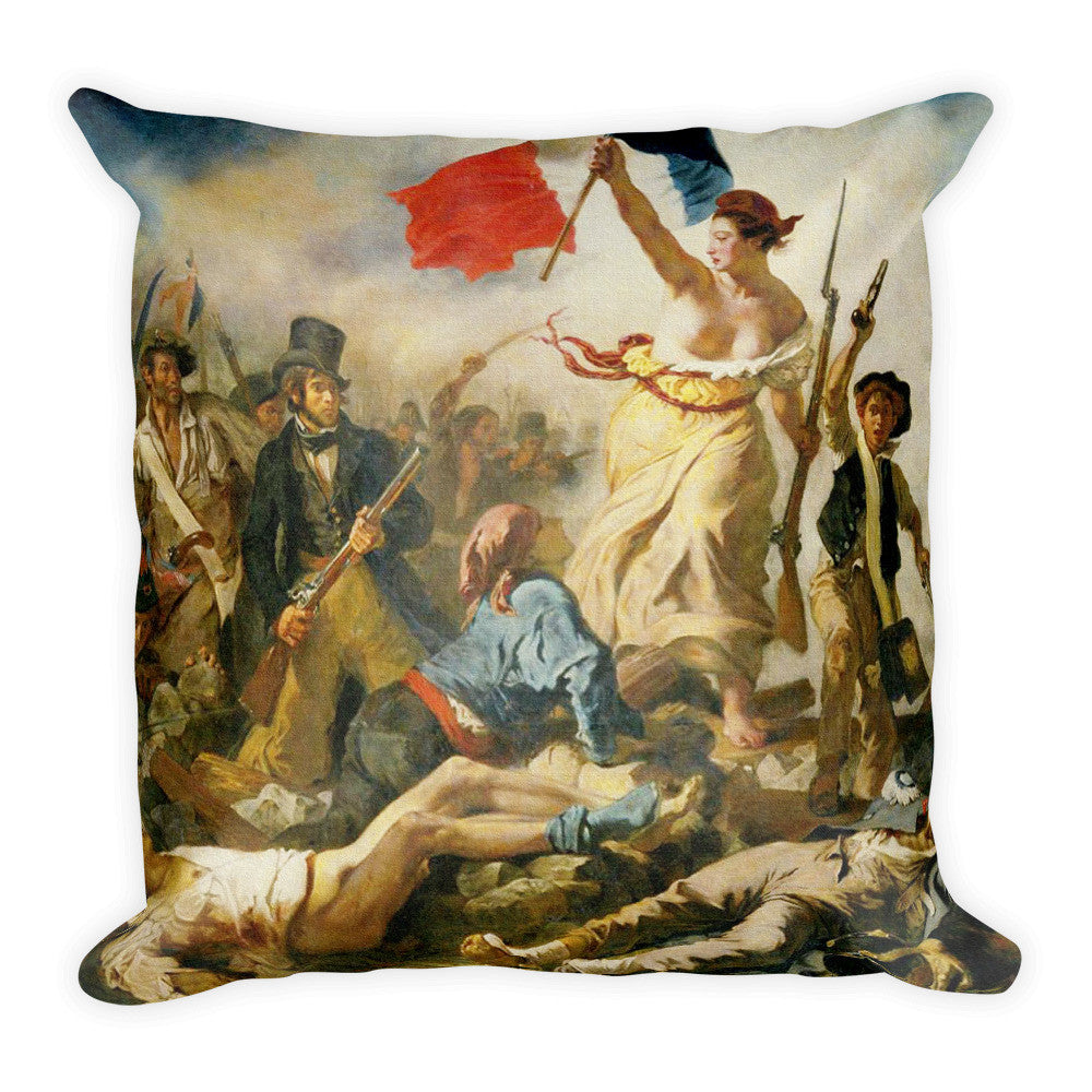 Square Pillow, Marianne