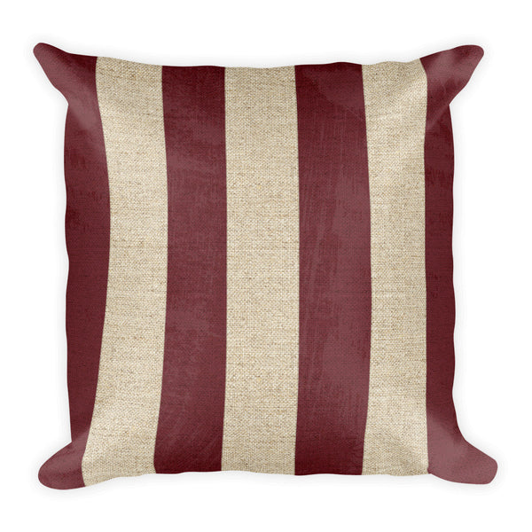 Square Pillow, Anchor
