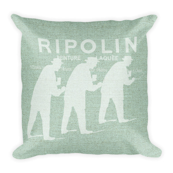 Square Pillow, Ripolin