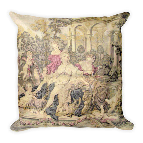Square Pillow, Demoiselles D'honeur