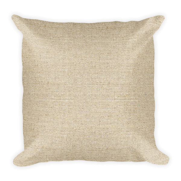 Square Pillow, Luce