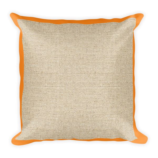 Square Pillow, Caléche