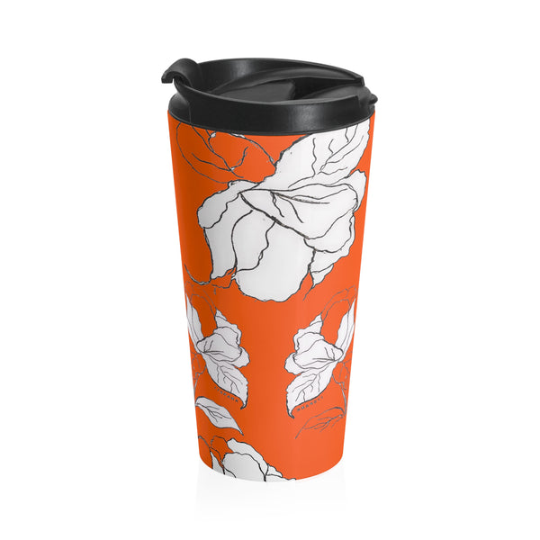""" Falling In Love "" Stainless Steel Travel Mug"