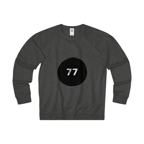 """ 77"" Adult Unisex French Terry Crew"