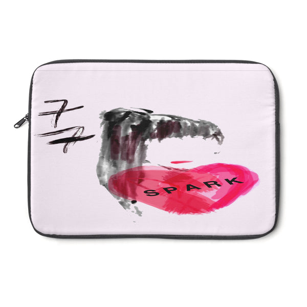 """Heart "" Laptop Sleeve"