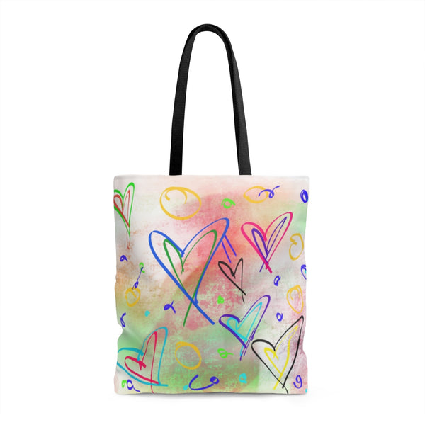"""'Heart Breaker"" Tote Bag"