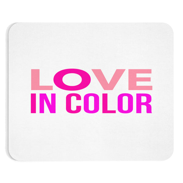 """ Love in Color "" Mousepad"