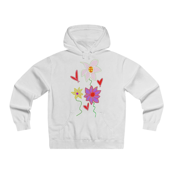 """ Vibrance"" Lightweight Pullover Hooded Sweatshirt"
