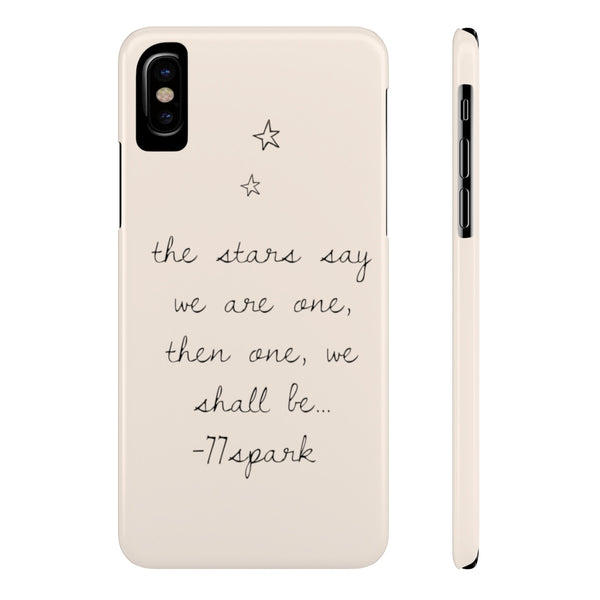 """The Stars""  Phone Cases"