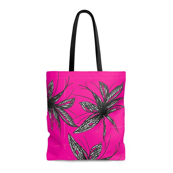 """ Flowers"" Tote Bag"