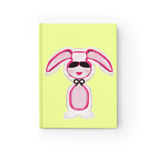 """ Bunny"" Journal - Ruled Line"