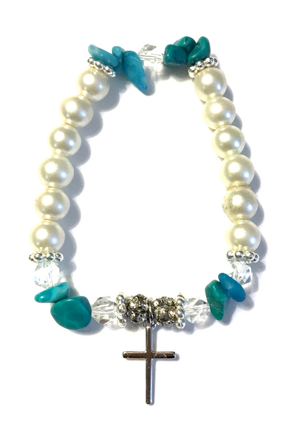 beach wedding bracelet