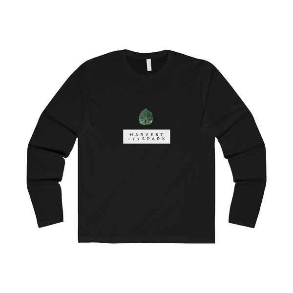 """ Harvest"" Men's Premium Long Sleeve Crew"