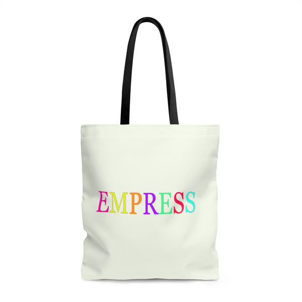 """ Empress"" Tote Bag"