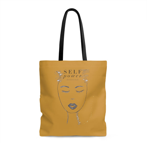 """ Self Power"" Tote Bag"