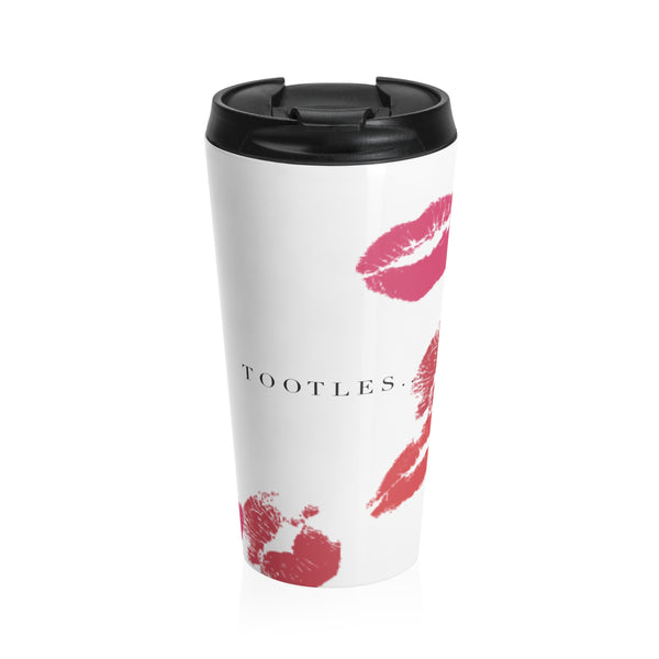 """ Tootles"" Stainless Steel Travel Mug"