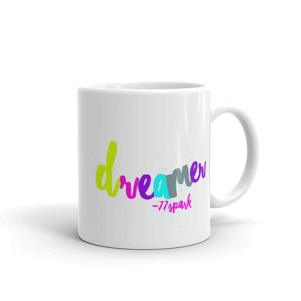 """ Dreamer"" Mug made in the USA"