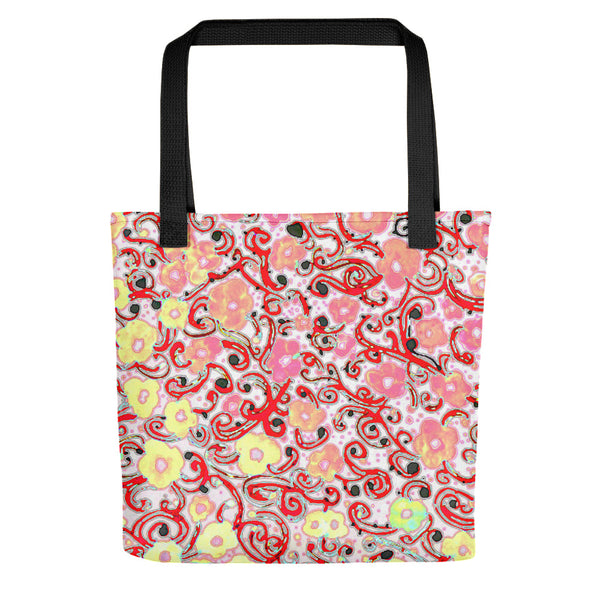 """ Garden of Love"" Tote bag"