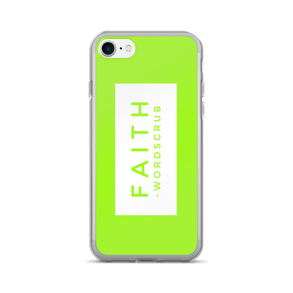 """ Faith"" iPhone 7/7 Plus Case"