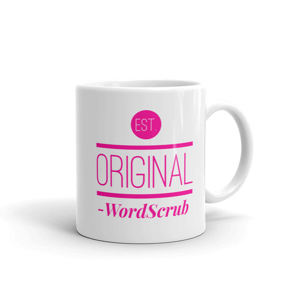 """ Established Original"" Mug made in the USA"