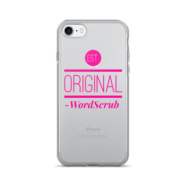 """ Established Original"" iPhone 7/7 Plus Case"