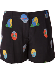 STELLA McCARTNEY 'Superstellaheroes Merritt' shorts