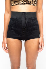 DOLCE & GABBANA coulotte q Cotton Black